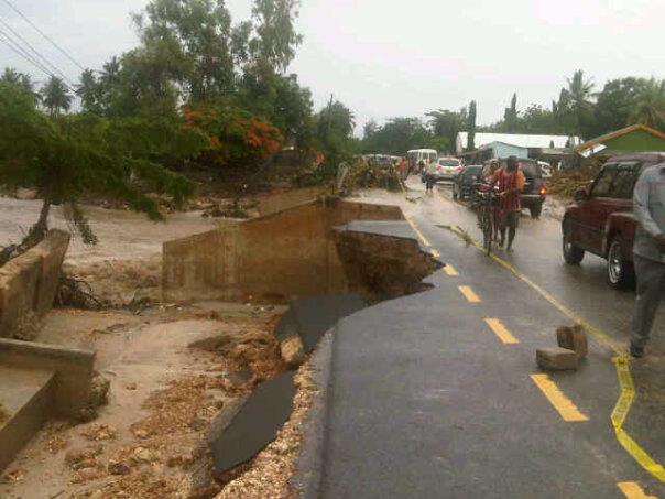Dar floods