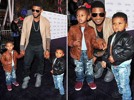 Ushers Kids 2012 - www.proteckmachinery.com