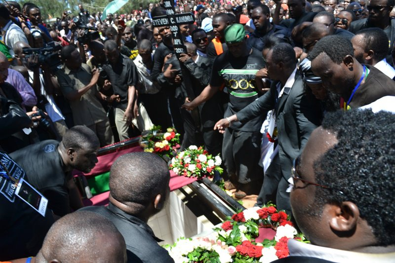 Over 240 people fainted at Kanumbas Funeral Today   M.P Blog