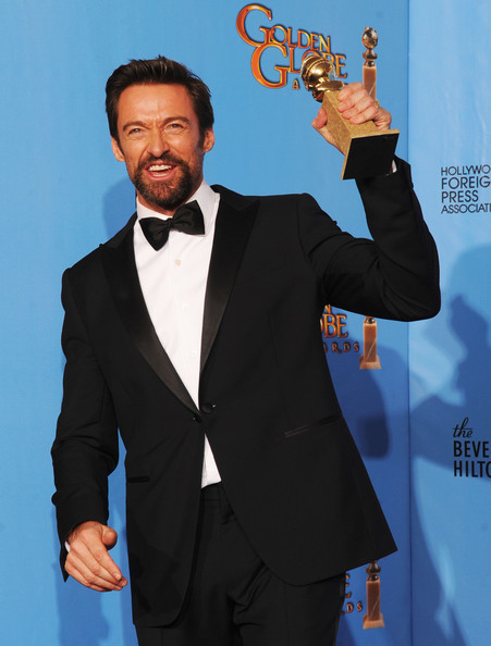 Hugh Jackman - Best actor