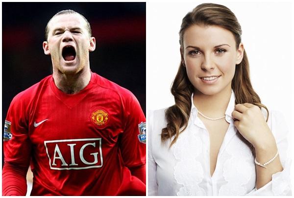 Coleen Rooney na Wayne Rooney