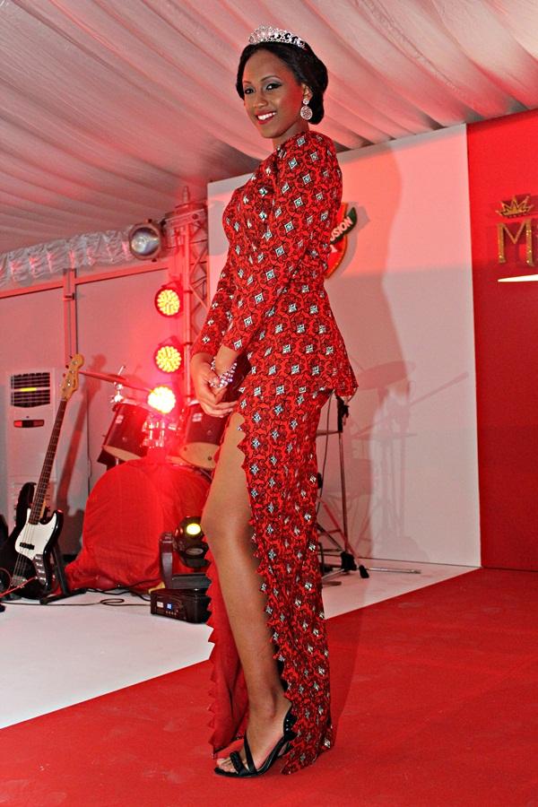 Miss Tanzania 2012 Brigitte Alfred