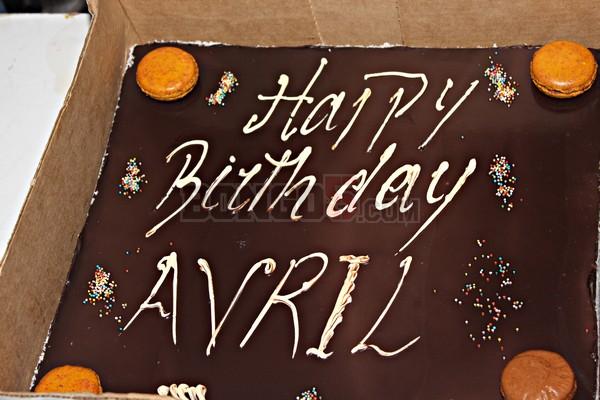 Keki ya Avril