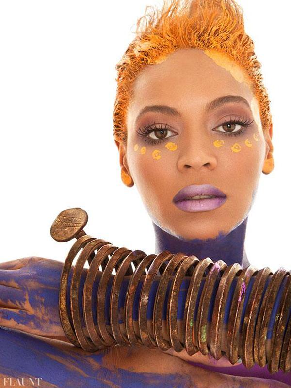 Beyonce masai-3