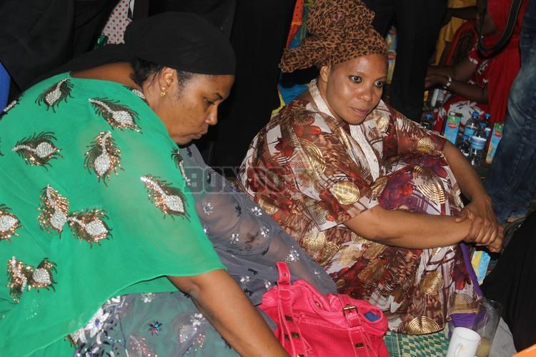 Khadija Mwanamboka na Rehema