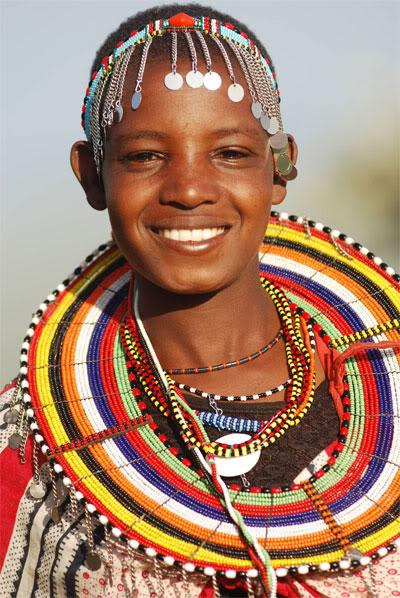 masai-girl