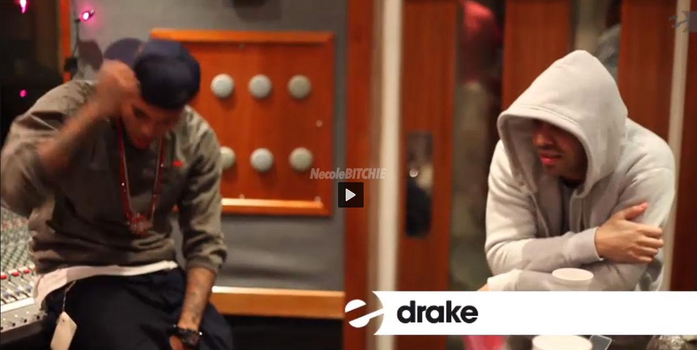 Baada ya beef yao kuisha hatimaye Chris Brown na Drake ...