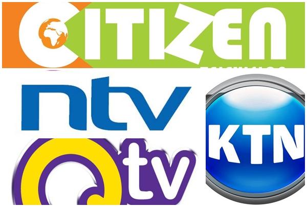 Tokeo la picha la kuzimwa vituo vya tv kenya