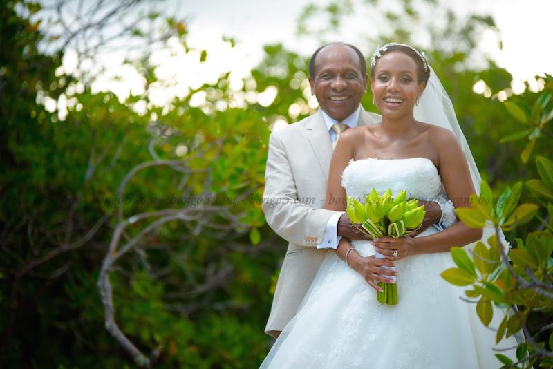 Just Married.. Bwana na Bibi Reginald Mengi
