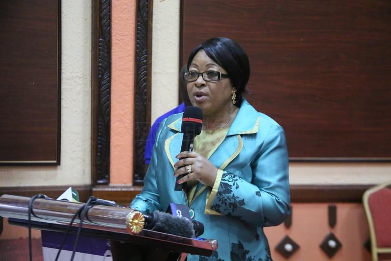 Mh.Janeth Mndeme Naibu waziri wa Viwanda na Biashara