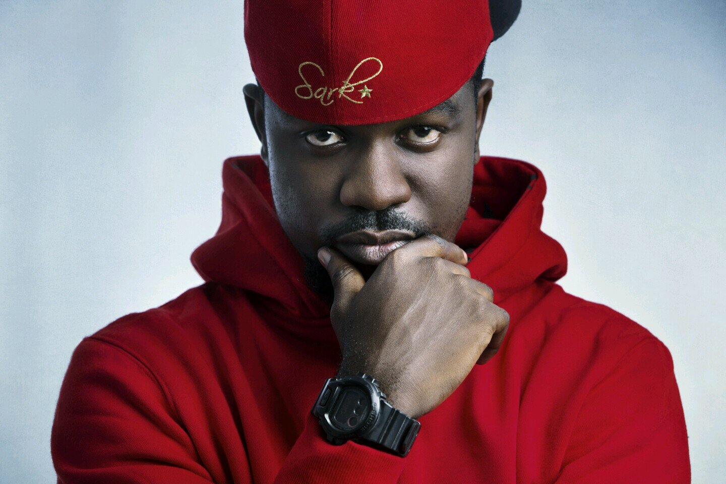Ghanaian Sarkodie explains why he does not rap in English