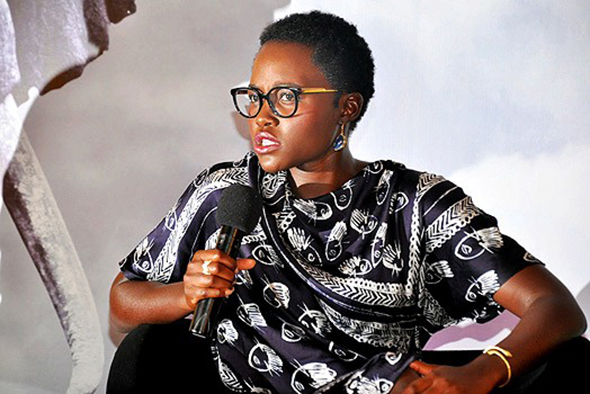 "Photo of ""I miss ugali a lot but I can't cook it"" admits Lupita Nyong'o"