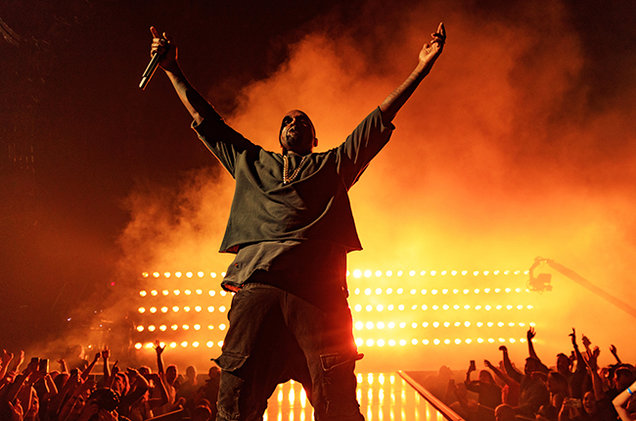Kanye-West-performs-onstage-at-the-2015-iHeartRadio-Music-Festival-2015-billboard-650