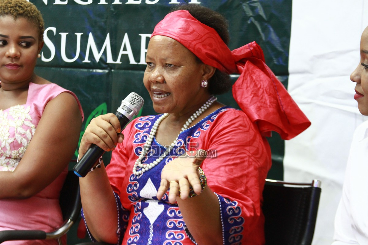 National Chairman of Act Wazalendo,Anna Mghwira