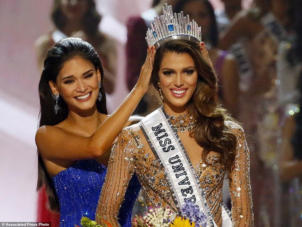 Photo of Picha: Mrembo wa Ufaransa atwaa taji la Miss Universe