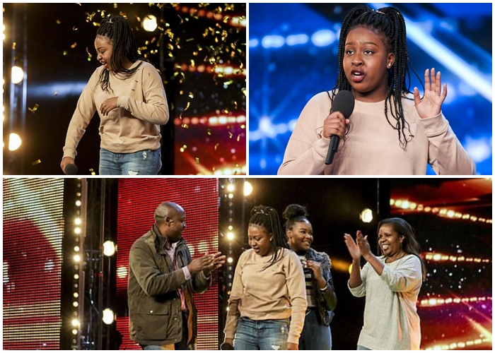 Photo of Video: Mkenya Sarah Ikumu (15) afunika mbaya kwenye shindano la Britain's Got Talent, apewa 'golden buzzer'