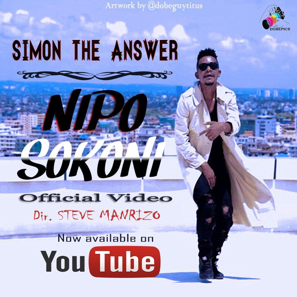 Photo of New Video: Simon The Answer – Nipo Sokoni