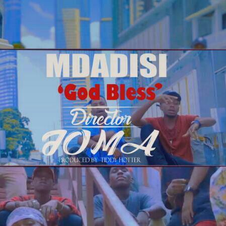 Photo of New Video: Mdadisi – God Bless