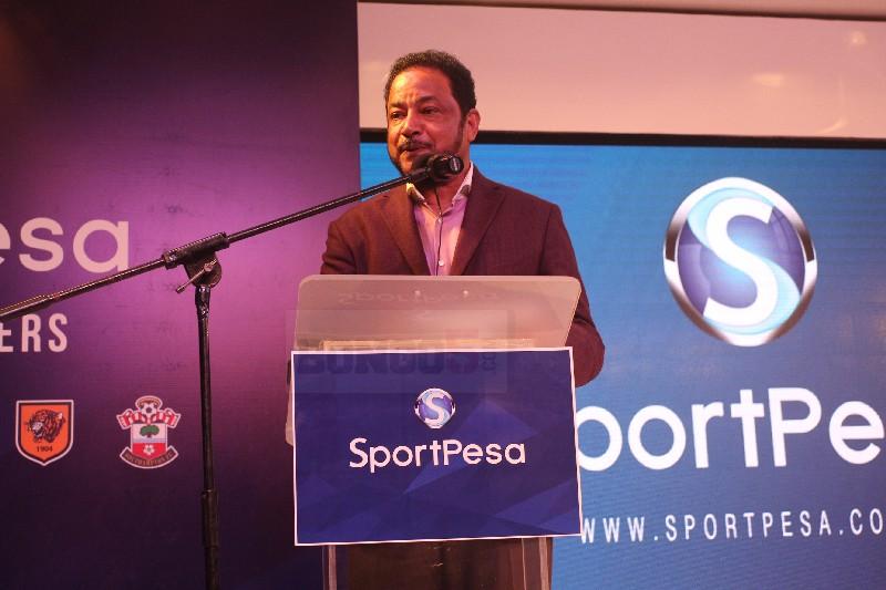 Image result for Abbas Tarimba na sportpesa