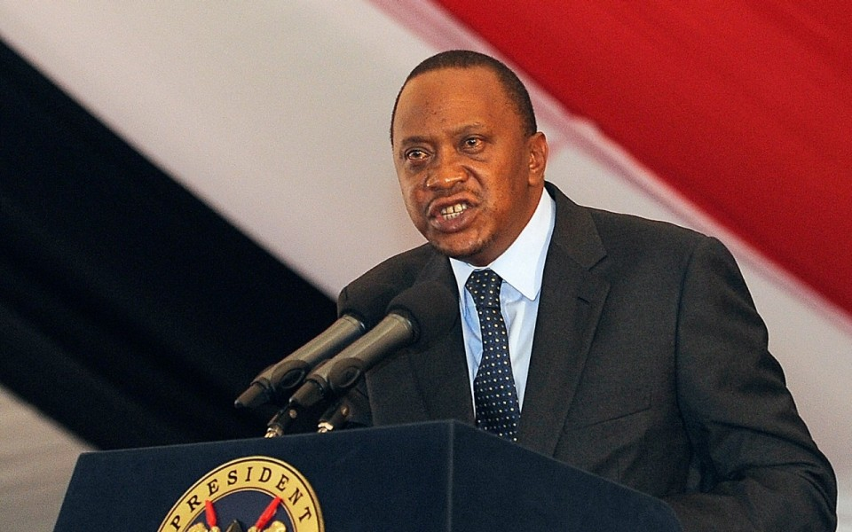 Photo of President Uhuru Kenyatta remarks on MPs pay