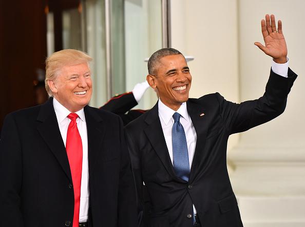 Barua ya Obama kwenda kwa Trump
