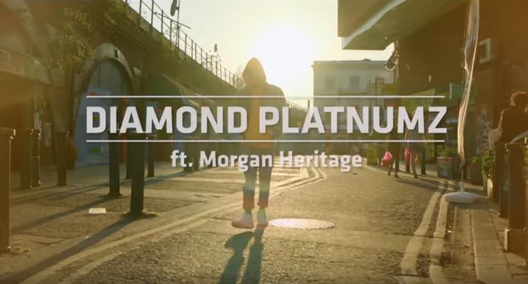 Diamond Platnumz Ft Morgan Heritage: New Video: Diamond Platnumz Ft Morgan Heritage