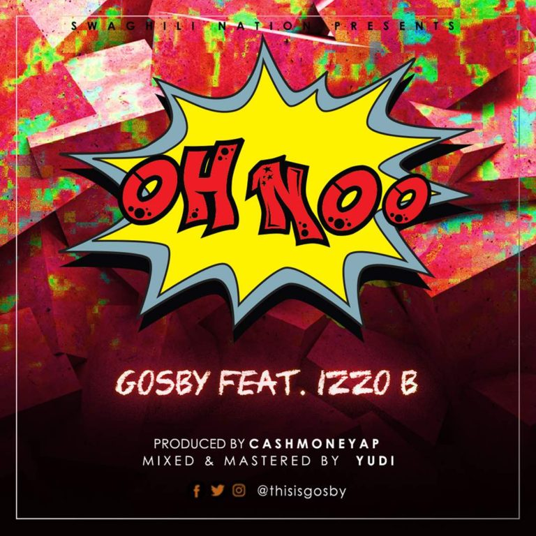 Photo of Music: Gosby Feat. Izzo B – OH NOO