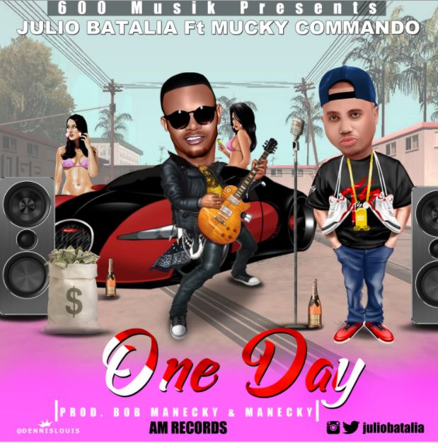 Photo of Music: Julio Batalia feat. Mucky Comando – One Day