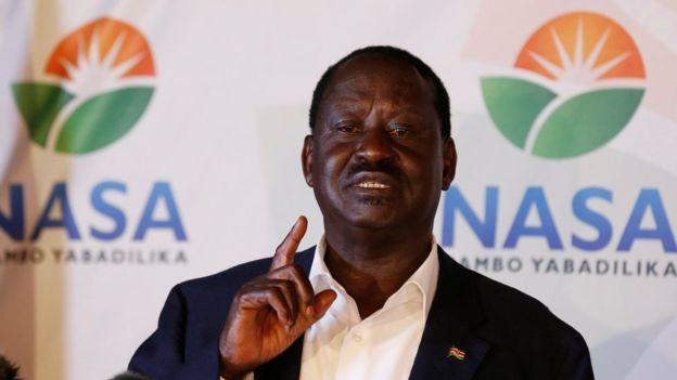 Tunataka uchaguzi urudiwe – Raila Odinga