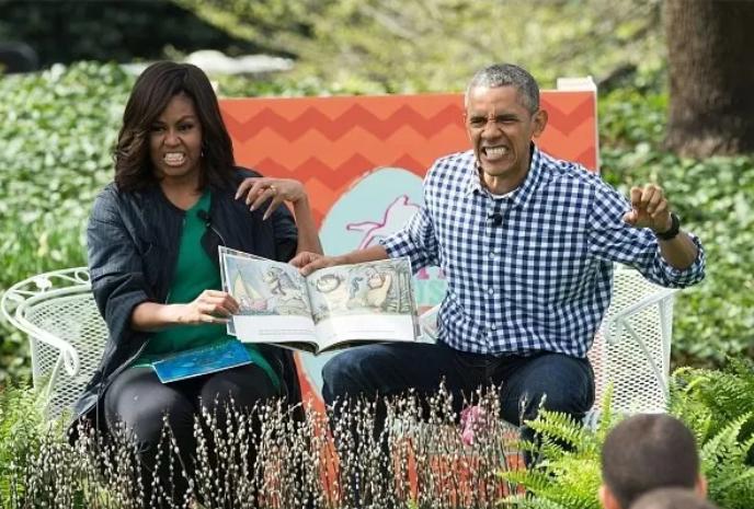 Photo of Picha 10 za Barack Obama na mkewe zitakazokuacha mdomo wazi