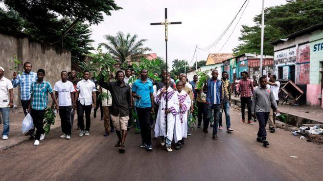 Polisi DR Congo ahukumiwa kifungo cha maisha jela kwa kuwapiga risasi waandamanaji