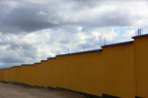 Huu ndio Ukuta utakaozinduliwa na Rais Magufuli (+Picha)