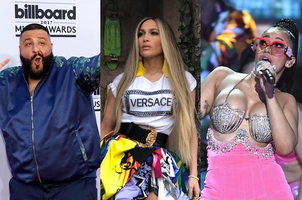 Jennifer Lopez kuwakutanisha Cardi B na Dj Khaled