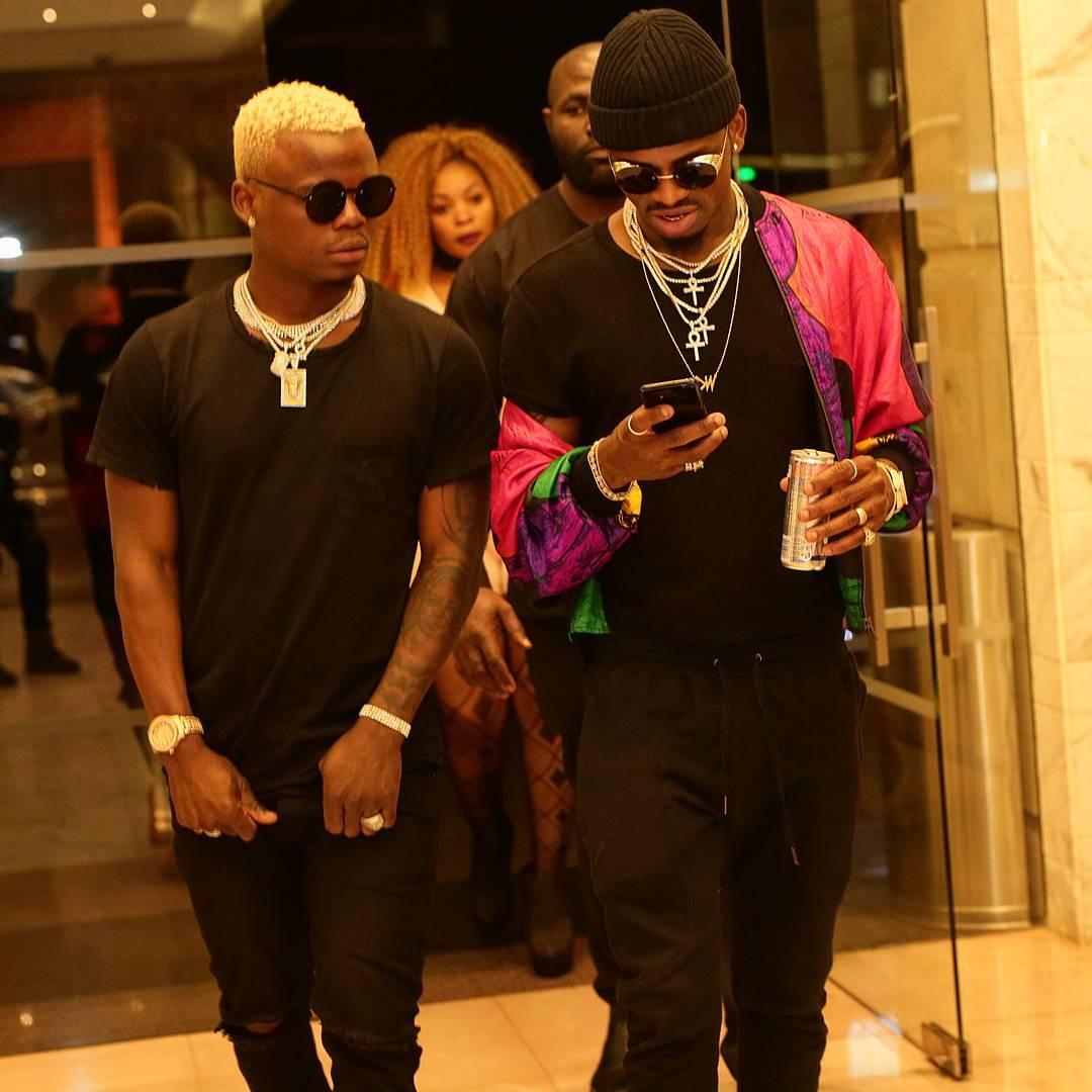 Harmonize na Diamond wapania kuondoa ngoma za Nigeria Bongo