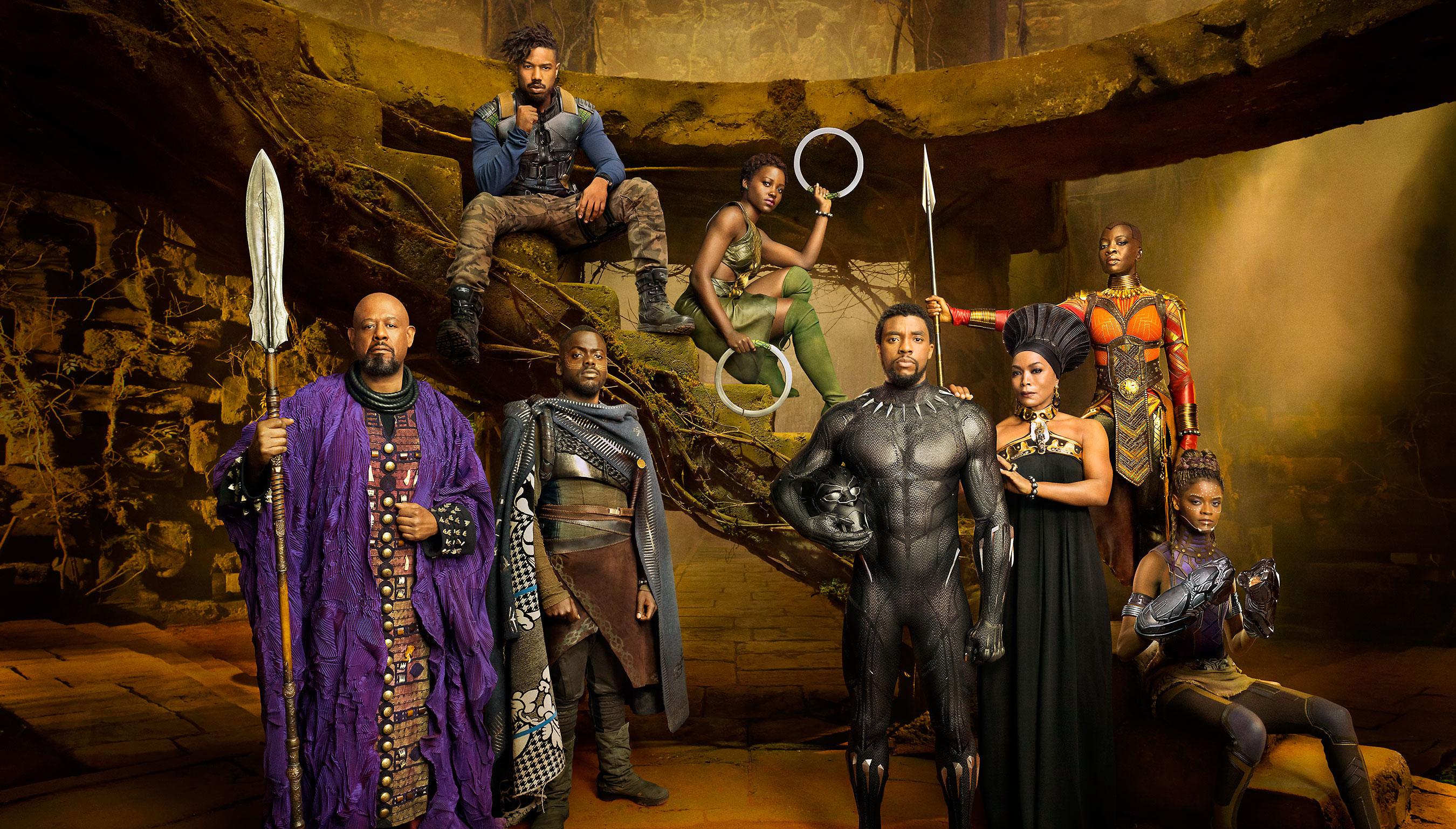 Black Panther haikamatiki, yazidi kutikisa dunia kwenye mauzo