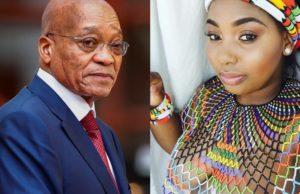 Mke mtarajiwa wa saba wa Jacob Zuma ajiuzulu kazi Afrika Kusini