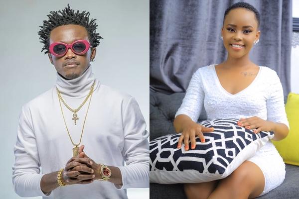 Bado Lulu 'anamchanganya' Bahati kutoka Kenya