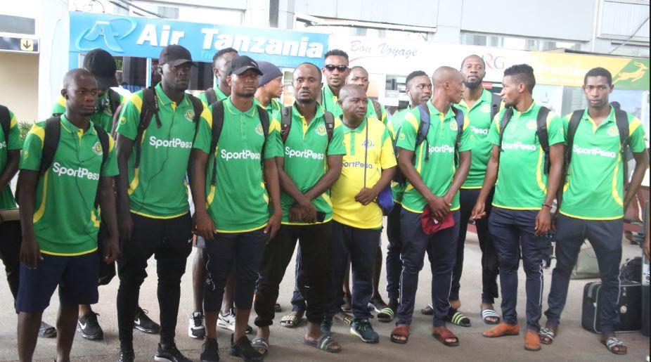 Yanga yaondoka nchini kuelekea Kenya kwenye SportPesa Super Cup bila Ajibu