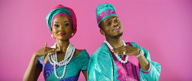 Photo of Diamond admits Hamissa to be nothing but his SIDECHICK! (+Video)