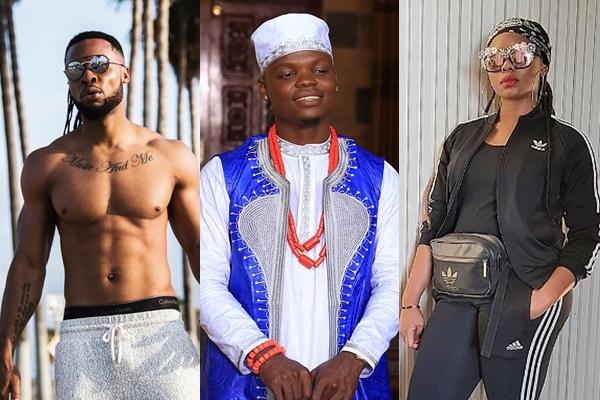 Harmonize, Mr Flavour na Yemi Alade kuliamsha dude | Zambezi Post