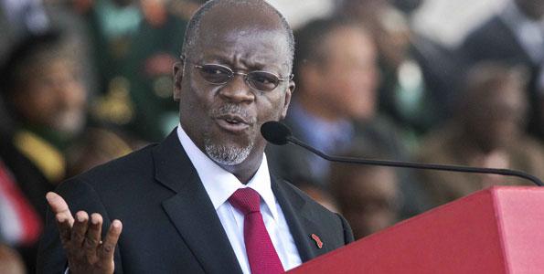 RC atakayeniomba chakula, atakuwa anaomba kufukuzwa kazi – Rais Magufuli