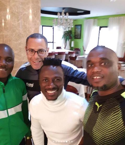 Picha: Simon Msuva atua kambi ya Yanga nchini Algeria