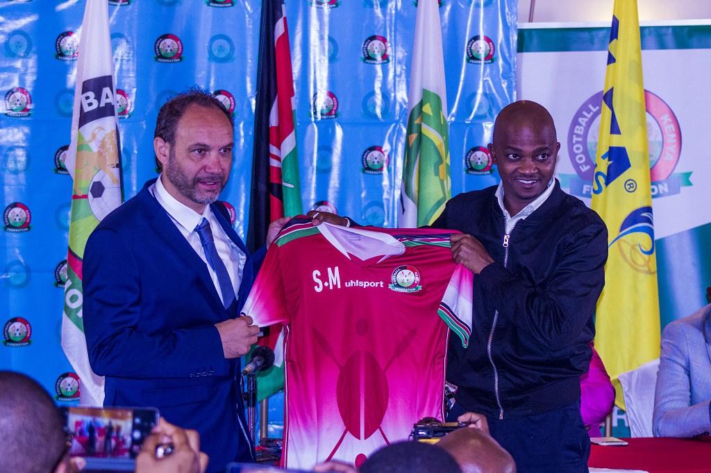 Kenya yamtambulisha Mfaransa, Sebastien Migne kuwa kocha wa Harambee Stars
