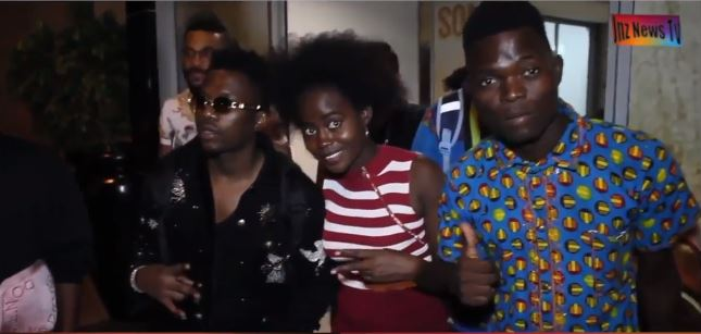 VIDEO: Rayvanny alivyopokelewa Angola na kujibu maswali 10 aliyoulizwa kwa kireno