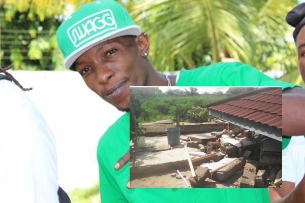 Man Dojo aeleza nyumba yake iliyovunjwa ilikuwa na thamani ya zaidi Tsh. Milioni 150