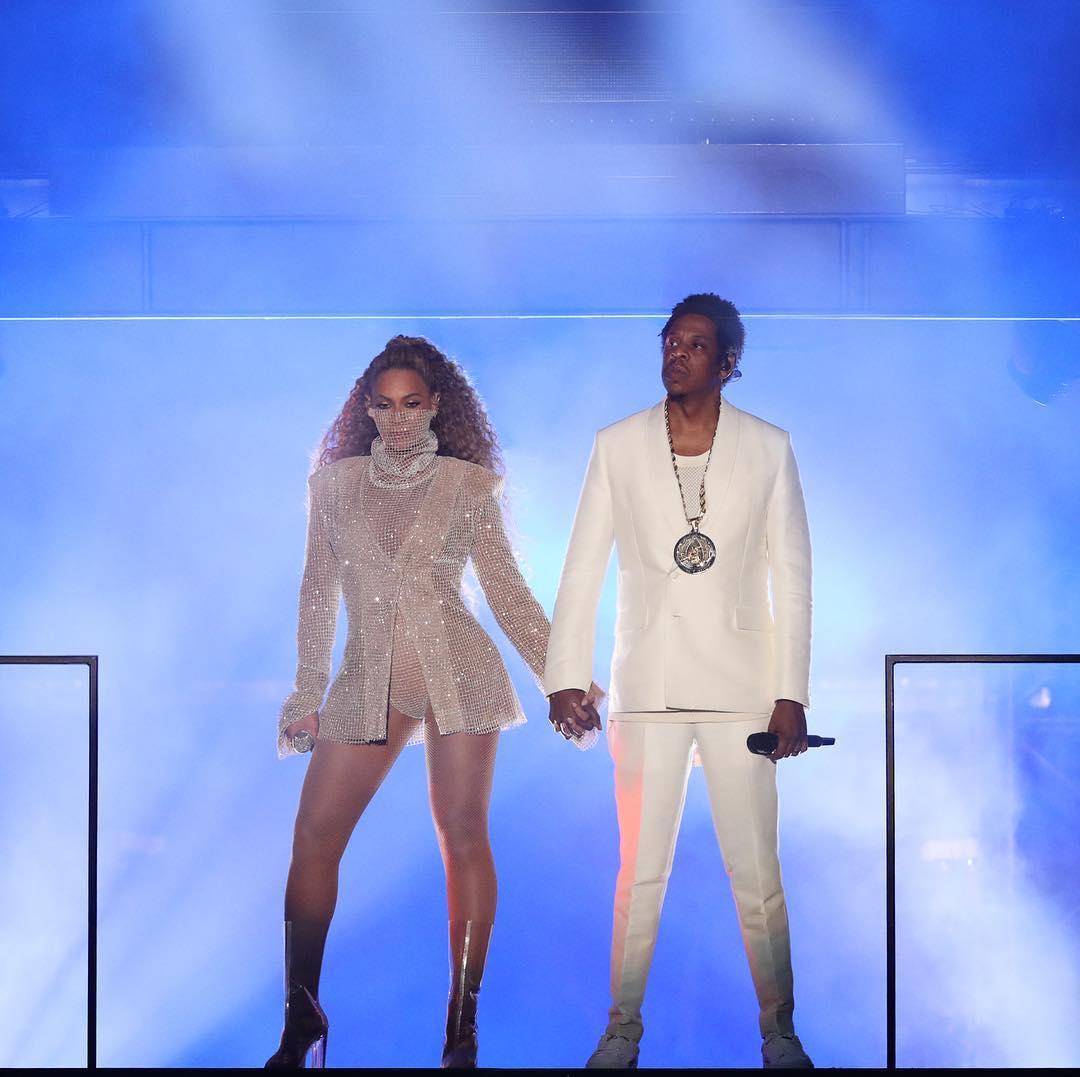Picha/Video: Beyonce na Jay Z walivyowasha moto kwenye ziara ya 'On the Run II'