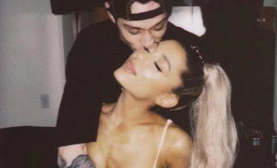 Photo of Ariana Grande na mpenzi wake Pete Davidson waonyesha jeuri ya fedha