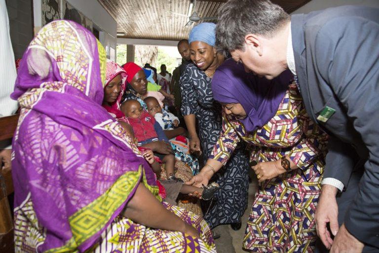 Photo of Picha: Makamu wa Rais, Waziri Ummy watembelea Hospitali ya CCRBT
