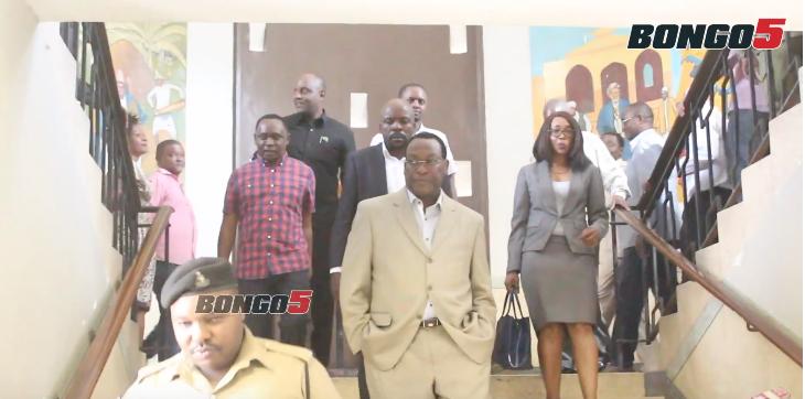 Photo of Viongozi Wakuu Chadema waiomba Mahakama Kuu ifanye marejeo ya mwenendo wa kesi (+video)