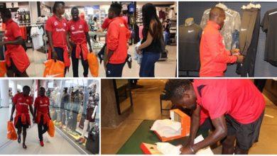 Photo of Picha: Vijana wa Simba waonyesha jeuri ya fedha, wafanya shopping yanguvu Uturuki